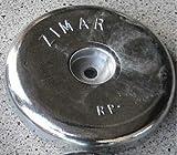 RP-7HD Zimar Round Plate Zinc Anode