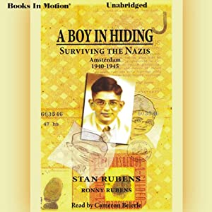 A Boy In Hiding Audiobook