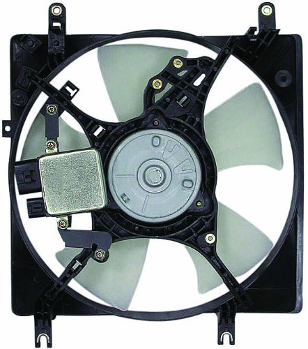 Depo 314-55029-100 Radiator Fan (Mitsubishi Galant Radiator Cooling Fan)