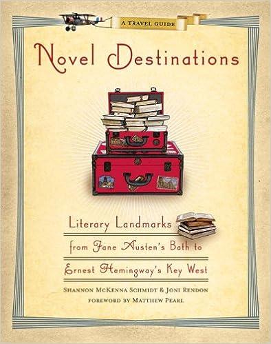 Novel Destinations: Literary Landmarks From Jane Austen's