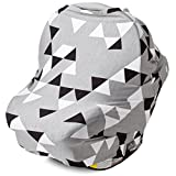Best 4 In 1 Car Seats - Stretchy 4-in-1 Carseat Canopy | Nursing Cover | Review