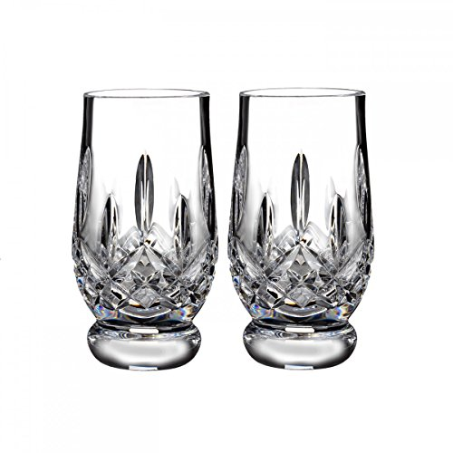 Lismore 5.5 Oz. Footed Tasting Tumbler (Crystal Footed Tumbler)