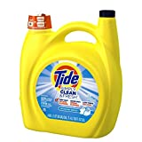Bulk Buy Tide Simply Clean and Fresh Liquid Laundry Detergent Refreshing Breeze 138 fl oz, 4.08L - 4 Count