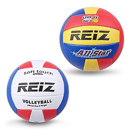 WUQIAN Soft Touch Leather 5# Balón De Voleibol Balón De Voleibol ...