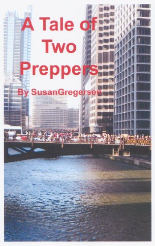 A Tale of Two Preppers by [Gregersen, Susan]