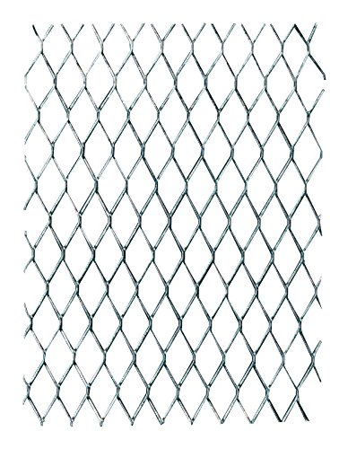 - Amaco Wireform Aluminum Gallery Expandable Metal Mesh, 1/2 Inch  X 10 Foot Roll