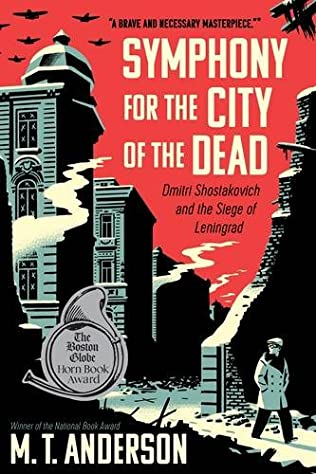 book cover of Symphony for the City of the Dead