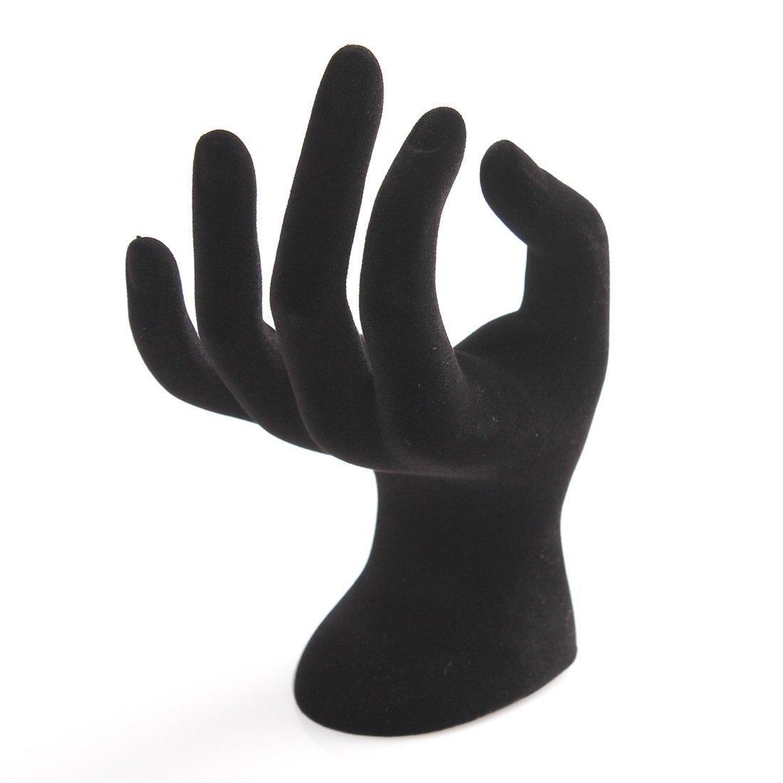 main de mannequin faisant le signe Ok Pr/ésentoir /à bijoux Bocar