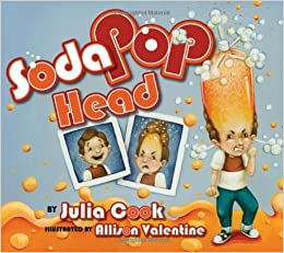Image result for Soda Pop Head by Julia Cook