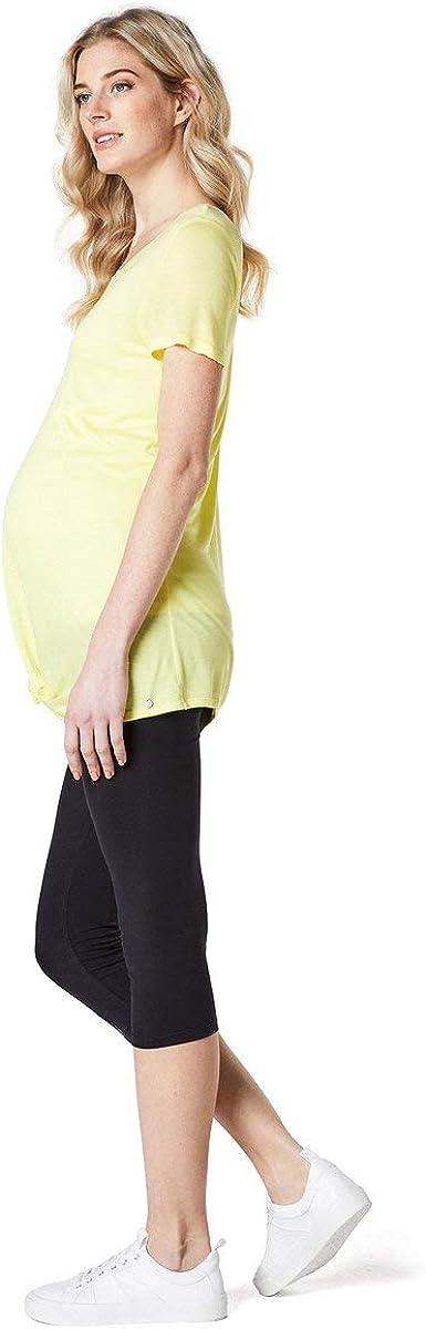 ESPRIT Maternity Damen Legging Utb Capri Umstandsleggings