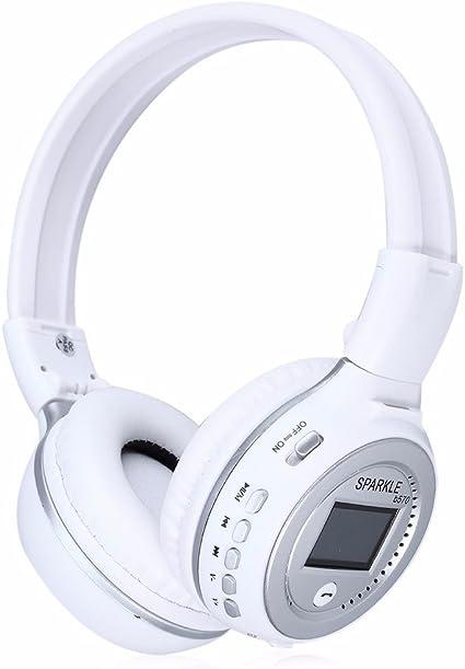 Zealot B570 stereo wireless Bluetooth V4.0 cuffie HiFi con