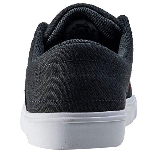Nike 725108-062, Zapatillas de Deporte para Niños gris/rojo