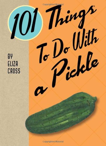 10 Things To Do With a Pickle Book