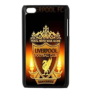 Ipod Touch 4 Phone Case Liverpool Logo F5Q8212