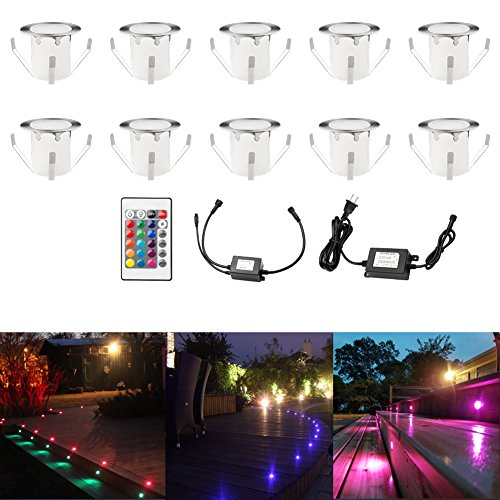 Multi Color Outdoor Led Lighting Kit - 2