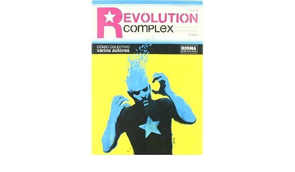 Revolution complex: Comprimidos efervescentes / Effervescent Comics (Spanish Edition): Varios Autores: 9788467906905: Amazon.com: Books