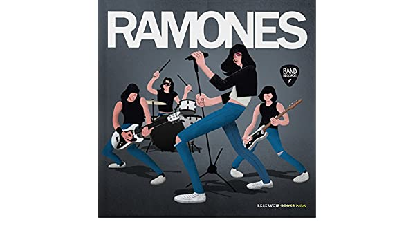 Amazon.com: Ramones (Band Records) (Spanish Edition) eBook: Joe Padilla, Soledad Romero Mariño: Kindle Store