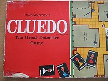 cluedo original board game