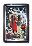 Witch Retro Vintage Ad Patent Medicine Goth