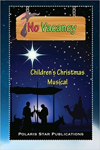 no vacancy childrens christmas musical cherie wood 9781493592616 amazoncom books - Childrens Christmas Musicals