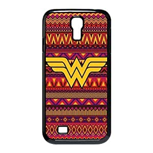 Customize Cartoon Wonder Woman Back Cover Case for Samsung Galaxy S4 i9500
