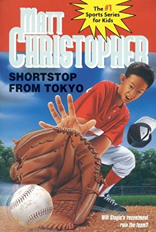 book cover of Shortstop from Tokyo