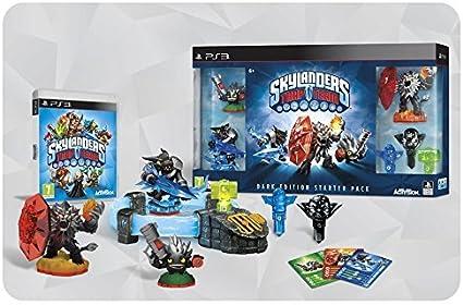 Skylanders Trap Team - Dark Edition (PS3) (New): Amazon.es: Juguetes y juegos