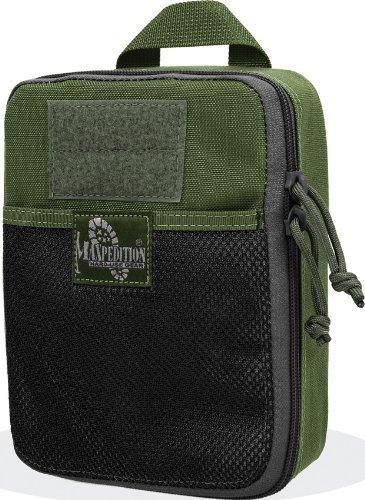 Maxpedition Gear Beefy Pocket Organizer, OD Green