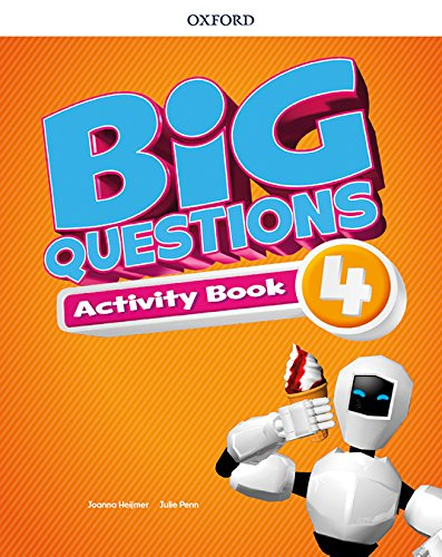 Big Questions 4. Activity Book - 9780194107464