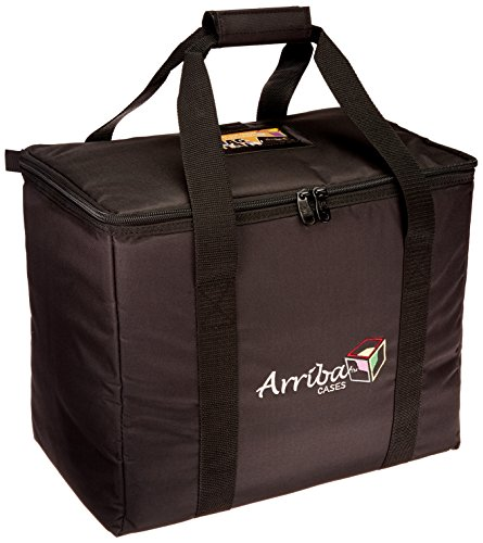 Arriba Cases Case (Arriba Padded Multi Purpose Case Atp-16 Top Stackable Case Dims 16X10X14 Inches)