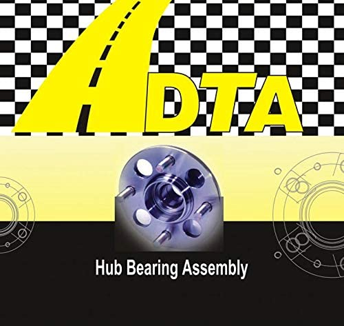 DTA Front Wheel Hub Bearing Full Assembly NT513311G3 Fits Front Left or Right 2004-2006 Infiniti G35X AWD Only