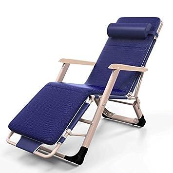 YOPEEN Sillón reclinable Plegable Tumbona - Sillas ...