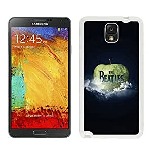For Samsung Note 3,The Beatles Logo White Samsung Note 3 Case Online