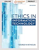 MindTap MIS for Reynolds' Ethics in Information Technology - 6 months - 6th Edition [Online Courseware]