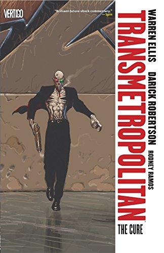 Transmetropolitan Vol. 9:  The Cure (Transmetropolitan - Revised) by DC Vertigo