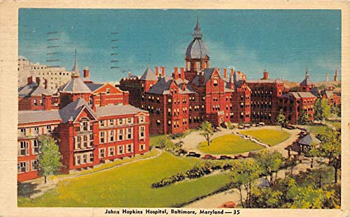 Johns Hopkins Hospital, Baltimore, MD, USA Johns Hopkins