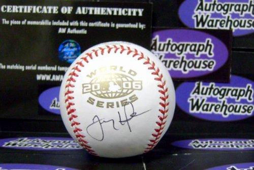 - Ton LaRussa autographed 2006 World Series Baseball - Autographed Baseballs