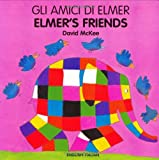 Elmer's Friends (arabic-english) (Elmer Board Books)