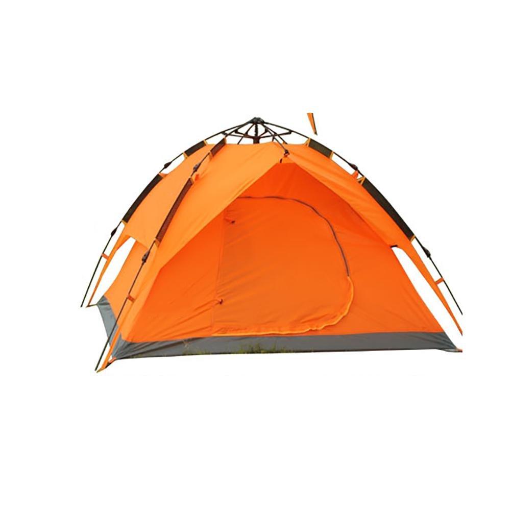 Miao Outdoor 3–4 Personen Camping Wind- und Wasserdicht und automatische Zelte