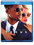 Cover Image for 'Focus (Blu-ray + DVD + Digital HD UltraViolet Combo Pack)'