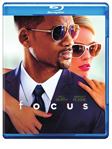 Blu-ray : Focus (With DVD, Digitally Mastered in HD, 2 Pack, , 2 Disc)