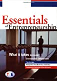 Essentials of Entrepreneurship, TiE: The Indus Entrepreneurs and Indus Entrepreneurs Staff, 0471444537