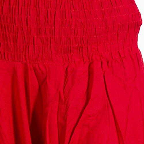 Jaipuri Pretty Design Pure Cotton Plain Harem Pants