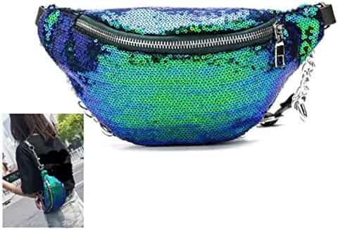8ce2cea51045 Shopping Clear or Greens - Waist Packs - Luggage & Travel Gear ...