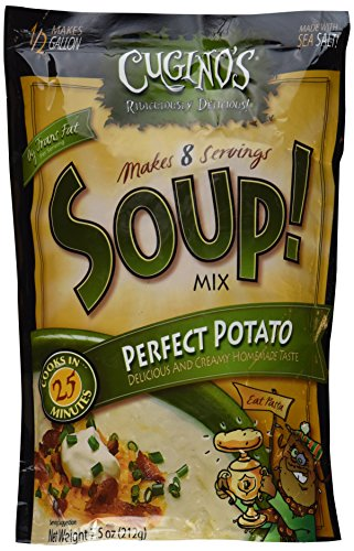 Dry Soup Mix Perf Potato by CUGINOS GOURMET FOODS INC
