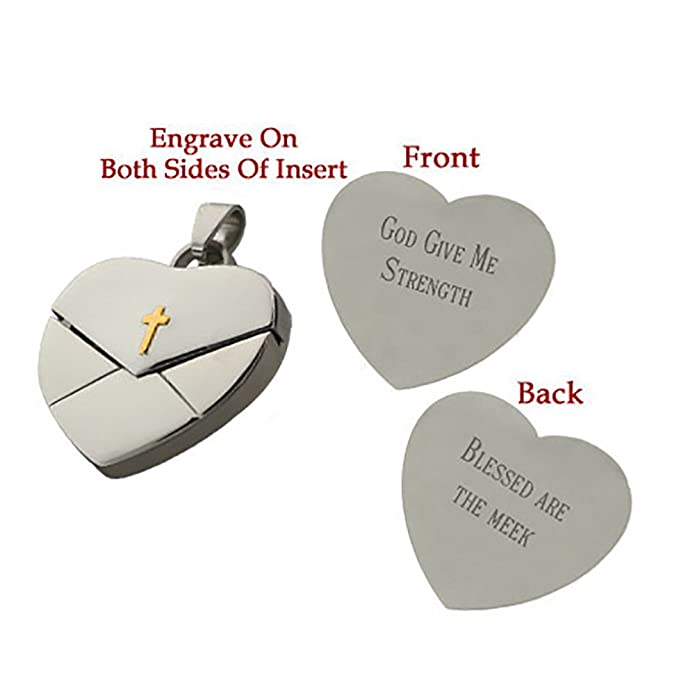 necklace couples heart listing photo locket of zoom fullxfull set il lockets matching envelope