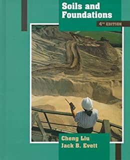 Soils and foundations 6th edition cheng liu jack evett soils and foundations by cheng liu 1997 07 09 fandeluxe Gallery