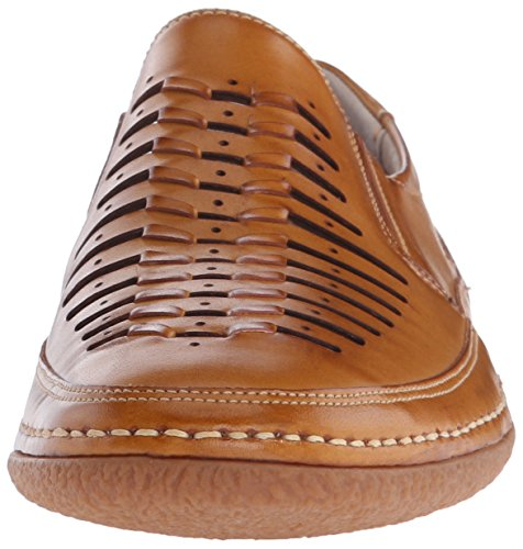 Stacy Adams Heren Napels Driver Slip-on Sandaal Loafer Natuurlijke