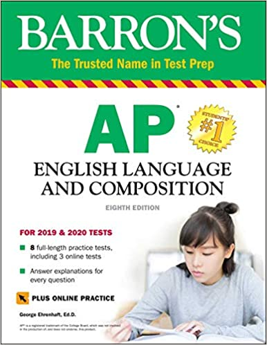 AP English Language And Composition With Online