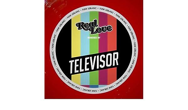 Real Love (Televisor Remix) [feat. Holland Greco] de Funk Leblanc ...